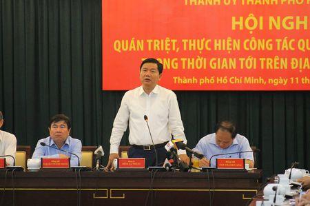 Bi thu Thanh uy Dinh La Thang: Dung de ong Doan Ngoc Hai thanh 'ngoi sao co don' - Anh 1