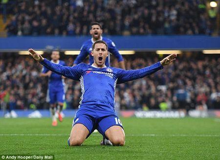 Den Chelsea cung khong 'buong tha' vi tri thu 6 cua M.U - Anh 2