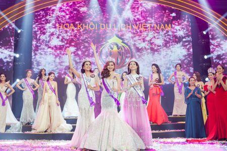 Nguoi dep Khanh Ngan dang quang Hoa khoi Du lich 2017 - Anh 3