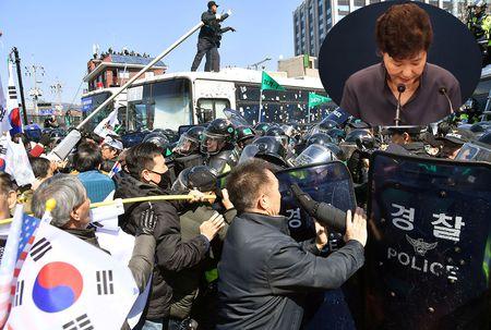 Han Quoc phe truat Tong thong Park Geun-hye - Anh 1
