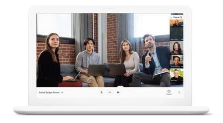 Google trinh lang hai dich vu Hangouts moi danh cho doanh nghiep - Anh 1