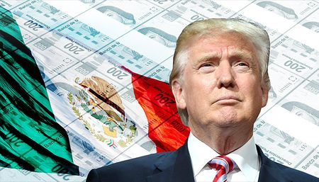 My, Mexico van bat dong ve NAFTA - Anh 1