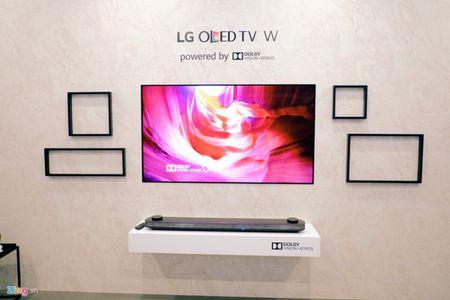 Nhung TV OLED dang cap nhat cua LG - Anh 1