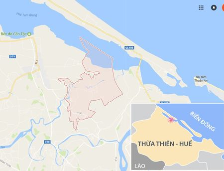 Thi the nam sinh 19 tuoi cach hien truong 21 km - Anh 2
