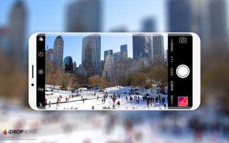 Ban dung iPhone 8 mau Jet White dep khong ti vet - Anh 5