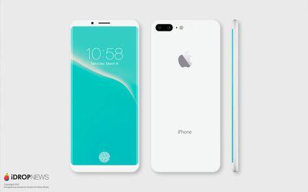 Ban dung iPhone 8 mau Jet White dep khong ti vet - Anh 6