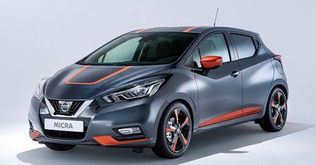 Nissan March Bose Personal Edition dac biet ra mat tai Geneva - Anh 1