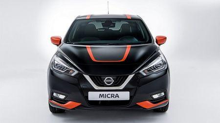 Nissan March Bose Personal Edition dac biet ra mat tai Geneva - Anh 2
