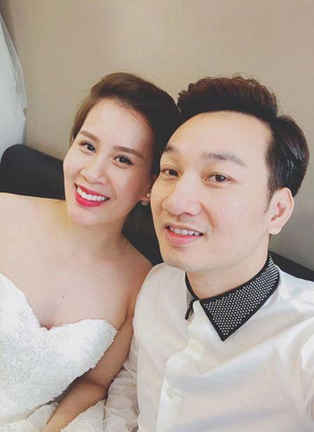 MC Thanh Trung: 'Toi cuoi vo lan hai sau ba nam thu thach tinh yeu' - Anh 1