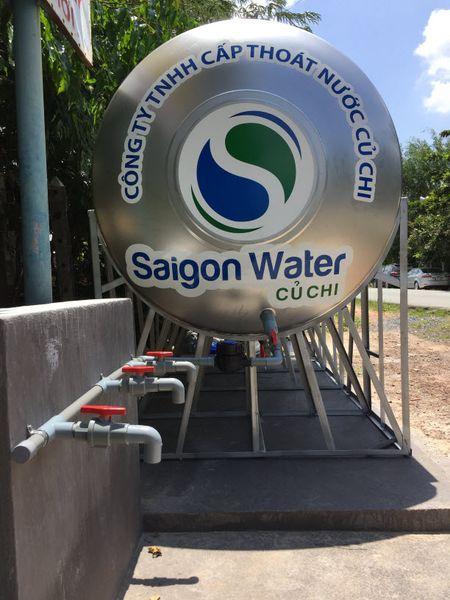 Saigon Water se vay von de thuc hien du an nuoc sach Cu Chi - Anh 1