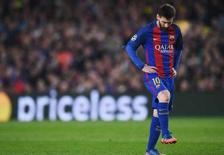 Messi bi cho la sap het thoi vi thi dau mo nhat truoc PSG - Anh 1
