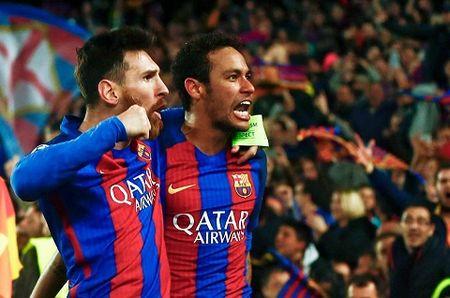 Messi bi cho la sap het thoi vi thi dau mo nhat truoc PSG - Anh 2