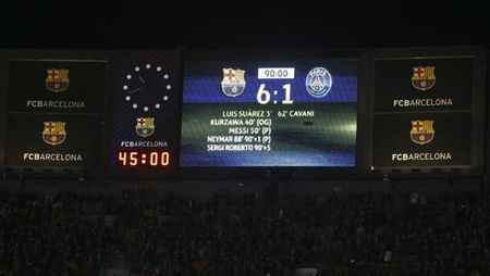 CAP NHAT toi 11/3: CDV giet ban sau tran PSG thua Barca. Juve 'tiep suc' cho Arsenal trong viec thay Wenger - Anh 1