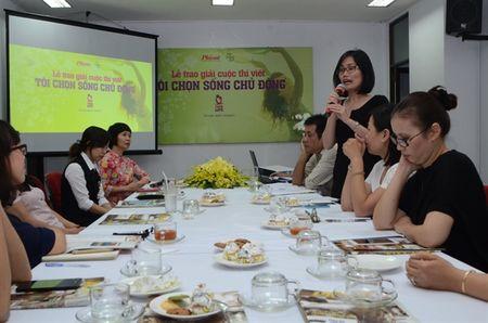 Ban doc o Quang Tri am giai nhat cuoc thi 'Toi chon song chu dong' - Anh 1