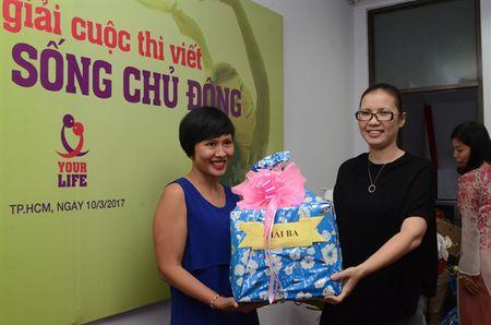 Ban doc o Quang Tri am giai nhat cuoc thi 'Toi chon song chu dong' - Anh 3