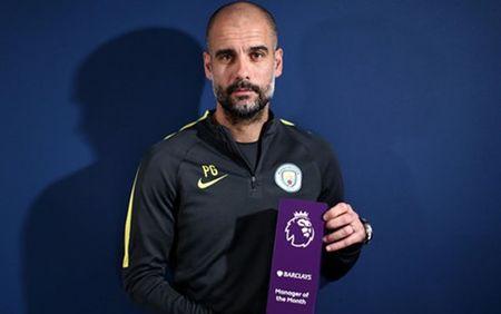The thao 24h: Pep Guardiola lan dau gianh giai o Premier League - Anh 1