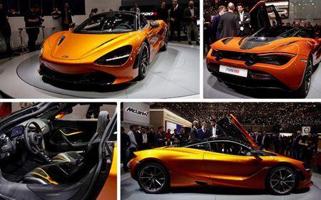 'Boc tem' sieu xe McLaren 720S moi trinh lang - Anh 1