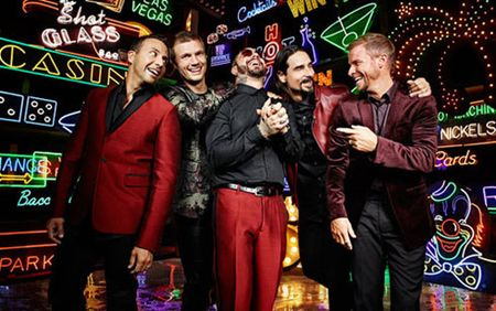 Nghe ban hit dua Backstreet Boys tro lai BXH Billboard sau 10 nam - Anh 1