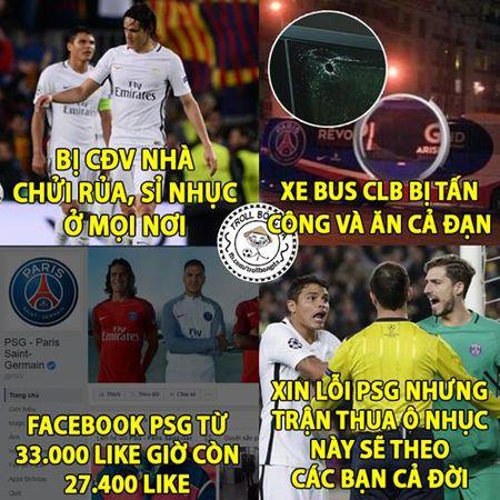 Biem hoa 24h: PSG khon kho sau tham bai e che truoc Barca - Anh 1