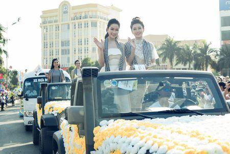 Ngoc Han, Huyen My, Ngoc Van duoc 'san don' o Le hoi ca phe Tay Nguyen - Anh 2