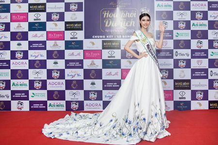 Ngoc Duyen lam Giam doc quoc gia Miss Global Beauty Queen Vietnam - Anh 1