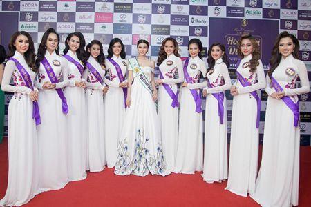 Ngoc Duyen lam Giam doc quoc gia Miss Global Beauty Queen Vietnam - Anh 2