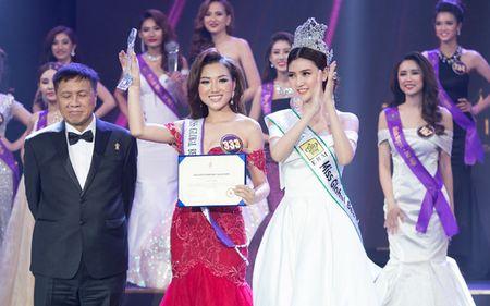 Ngoc Duyen lam Giam doc quoc gia Miss Global Beauty Queen Vietnam - Anh 3