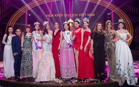 Ngoc Duyen lam Giam doc quoc gia Miss Global Beauty Queen Vietnam - Anh 5