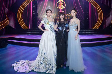 Ngoc Duyen lam Giam doc quoc gia Miss Global Beauty Queen Vietnam - Anh 7