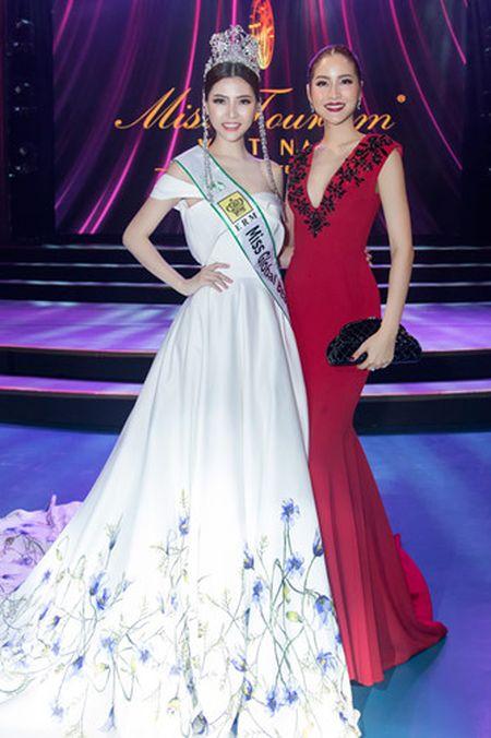 Ngoc Duyen lam Giam doc quoc gia Miss Global Beauty Queen Vietnam - Anh 8
