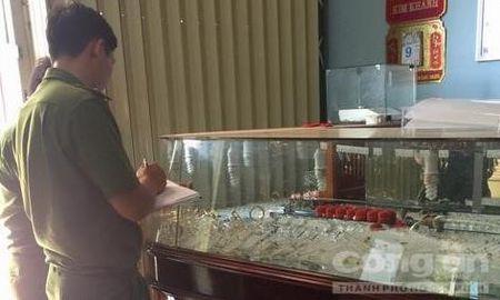 Hinh anh: Hien truong vu trom 100 luong vang o Binh Dinh - Anh 2