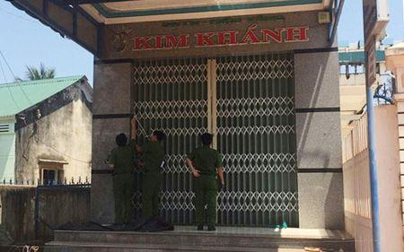 Hinh anh: Hien truong vu trom 100 luong vang o Binh Dinh - Anh 4