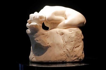Dau gia tuyet tac dieu khac cam thach 'Andromeda' cua Auguste Rodin - Anh 1