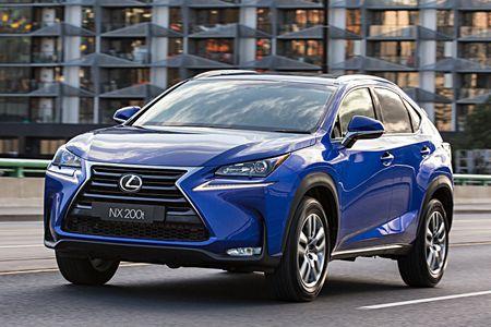 Toyota trieu hoi 276 xe Lexus NX200t do loi chan phanh - Anh 1