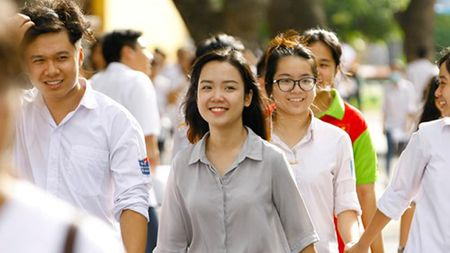 DH Kinh te Quoc dan mo them to hop moi Toan, Hoa hoc, Tieng Anh - Anh 1