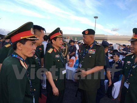 Viet Nam tham gia Trien lam Hang hai va Hang khong quoc te Langkawi - Anh 1