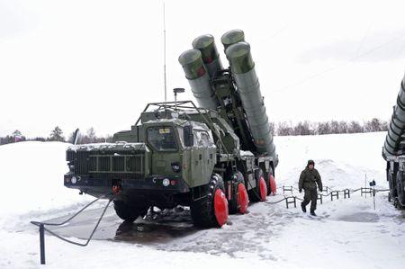 Nga bat dau ban giao S-400 cho Trung Quoc? - Anh 1