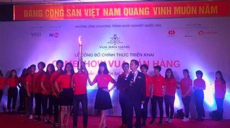 Chinh thuc khoi dong gameshow 'Vua ban hang' - Anh 2