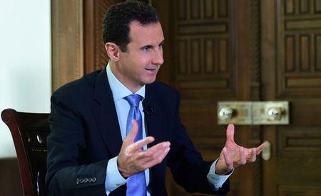 Ong Assad: Nga co the ngan Syria va Israel doi dau - Anh 1