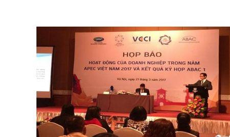 Nam APEC Viet Nam 2017: Tang cuong ho tro doanh nghiep sieu nho, nho va vua - Anh 1