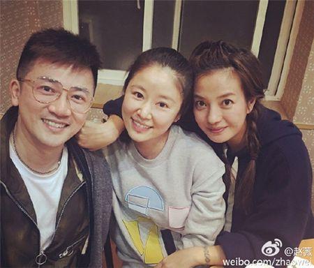 "Bi ep khoc qua nhieu, Lam Tam Nhu nho Trieu Vy ""xu"" To Huu Bang - Anh 6"
