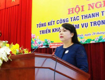 Cong tac thanh tra y te can quyet liet hon - Anh 1