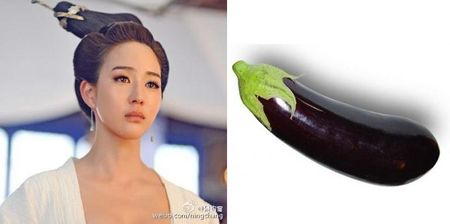Chac han sao Han, Trung se khoc can nuoc mat khi thay mai toc bi so sanh the nay - Anh 3