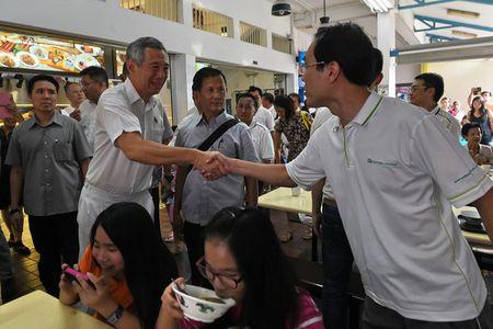 Cuoc doi Thu tuong Singapore Ly Hien Long qua anh - Anh 12
