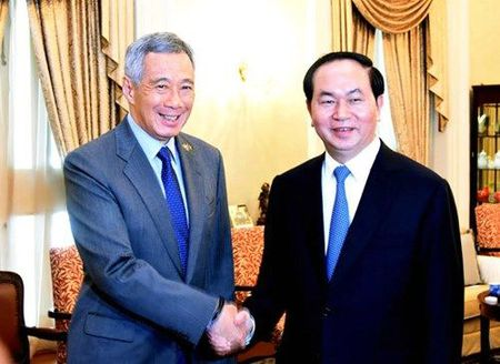 Cuoc doi Thu tuong Singapore Ly Hien Long qua anh - Anh 14