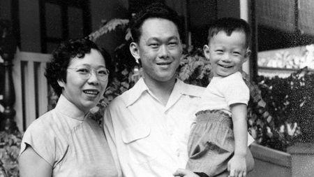 Cuoc doi Thu tuong Singapore Ly Hien Long qua anh - Anh 1