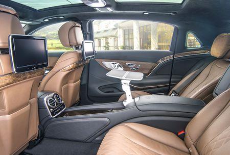Mercedes-Maybach S 500 va S 400: Sieu xe & sieu sang - Anh 10