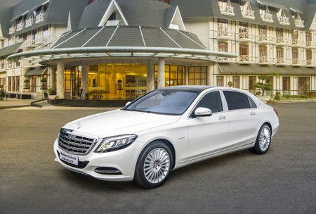 Mercedes-Maybach S 500 va S 400: Sieu xe & sieu sang - Anh 2