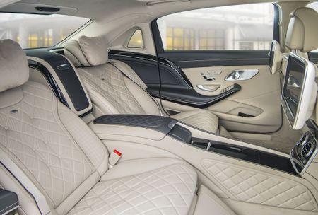 Mercedes-Maybach S 500 va S 400: Sieu xe & sieu sang - Anh 4