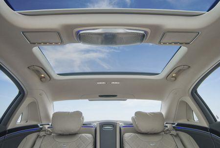 Mercedes-Maybach S 500 va S 400: Sieu xe & sieu sang - Anh 5